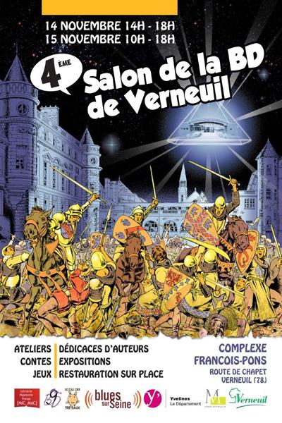 Verneuil-sur-Seine-salon 2015