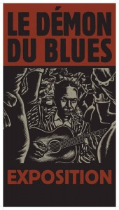 affiche Le demon du blues