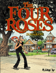 The four roses_couv