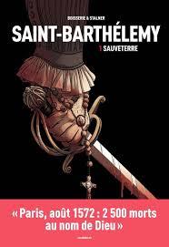 Saint-Barthélémy couv