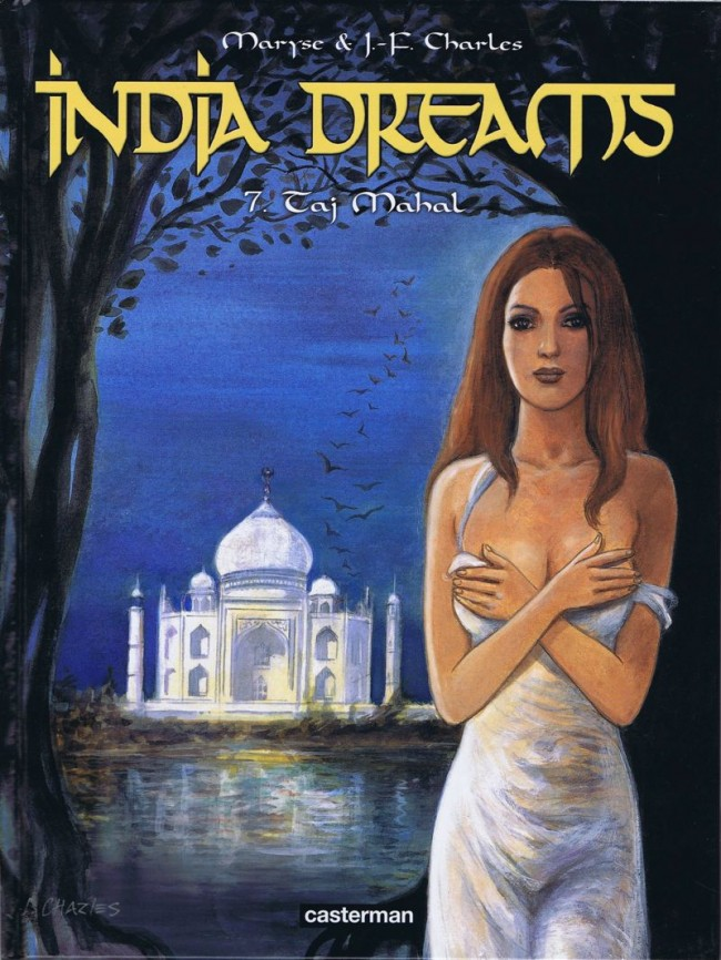 India Dreams_Taj Mahal_couv