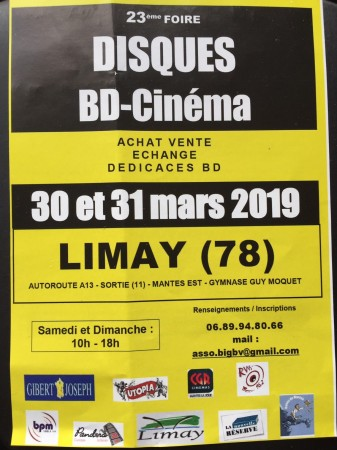 affiche Limay 2019