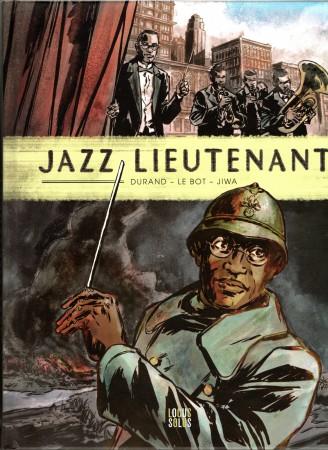 Jazz Lieutenant_couv